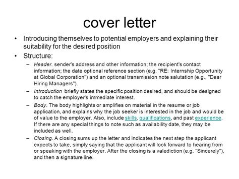 Exle Introduction Letter To Parents introduction letter to potential employer exle 28 images