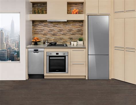 appliances for small kitchen spaces bosch small spaces kitchens contemporary kitchen