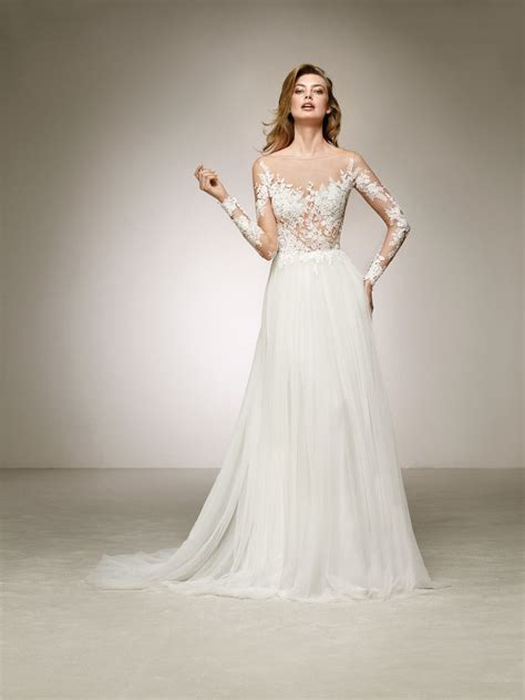 Brautkleid Pronovias by Pronovias Wedding Dresses Pronovias
