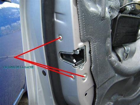 comment debloquer une porte de voiture mercedes classe c w203 d 233 montage g 226 porte