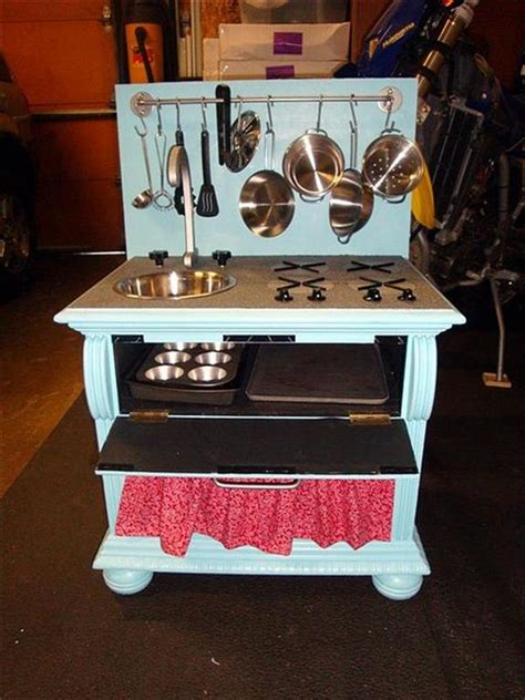 homemade play kitchen ideas 10 diy play kitchen sets home with design