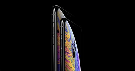 iphone xs display apple