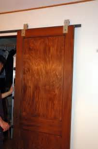 Building Sliding Barn Doors Diy Sliding Barn Door Redo