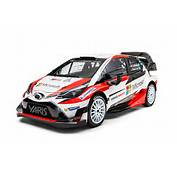 New Toyota Yaris WRC Rally Car Revealed For 2017  Pictures Auto