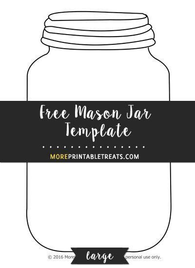 17 Best Images About Templates On Pinterest Crafts Coloring And Apple Template Jar Invitation Template