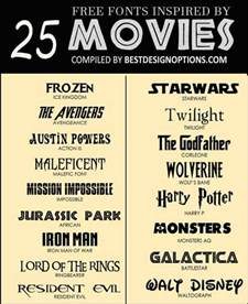 movie font 25 free types for making captivating film posters
