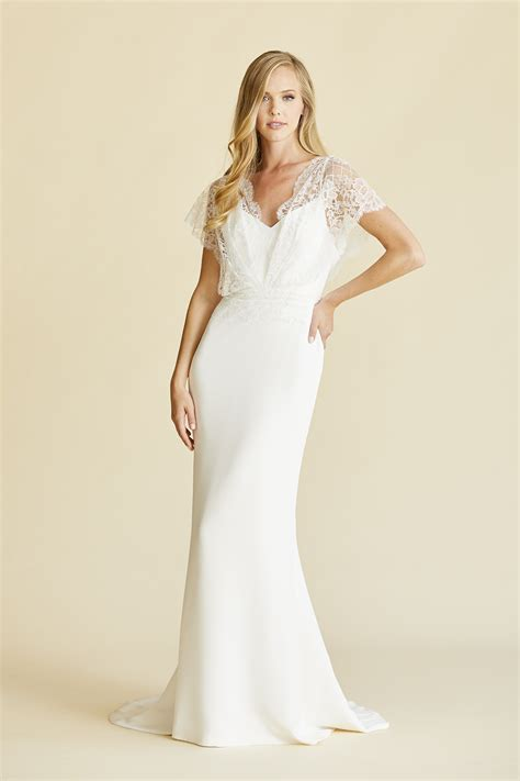 you are here home dresses white lace spliced open back maxi dress lace and novelty silk crepe v neck sheath trumpet