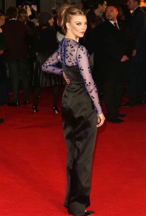 natalie dormer dress natalie dormer shows eccentric style credentials