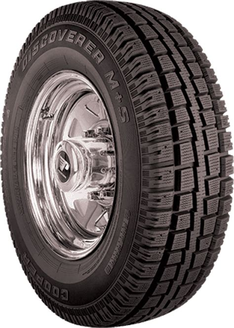 225 70r14 Cooper Discoverer M S Suv And Light Truck Tire