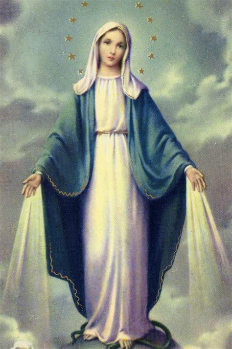 imagenes de la virgen maria en tiempo de adviento hoy es la fiesta de la virgen de la medalla milagrosa un