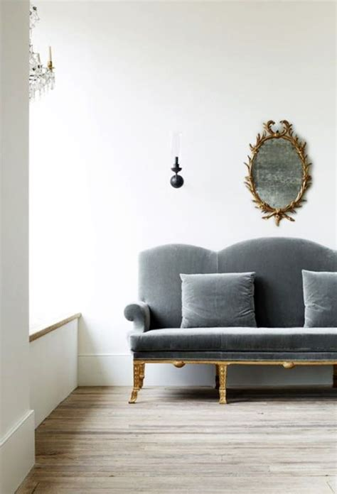 grey velvet settee color trends what s hot by jigsaw design group
