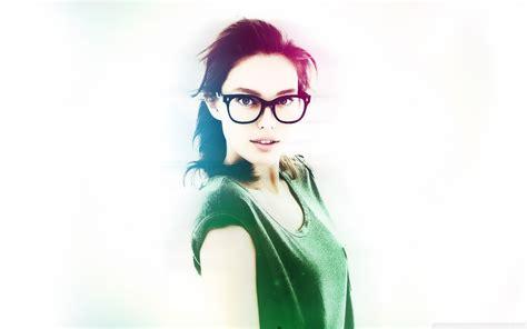 mobile strike girl with glasses girl in glasses sdgn 4k hd desktop wallpaper for 4k ultra