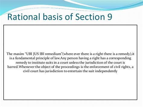 restitution of conjugal rights section 9 section 9 of code of civil procedure 1908 jurisdiction of