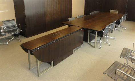 flexible table flexible meeting tables fusion executive furniture