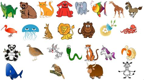 abc book of animals learn alphabets with animals in the jungle books animal alphabet