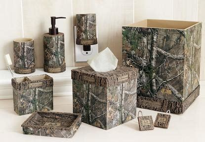 realtree camo realtree rustic bathroom the cabin shack