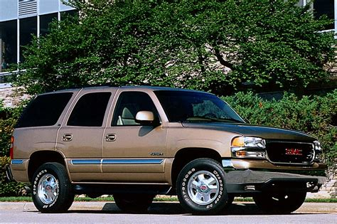 how petrol cars work 2000 gmc yukon xl 2500 electronic toll collection 2000 06 gmc yukon denali consumer guide auto