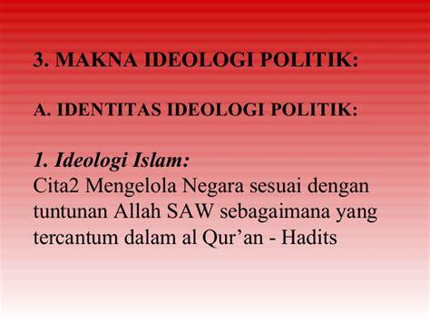 Identitas Politik Umat Islam Kuntowijoyo 1 peta politik dunia islam analisis kasus indonesia