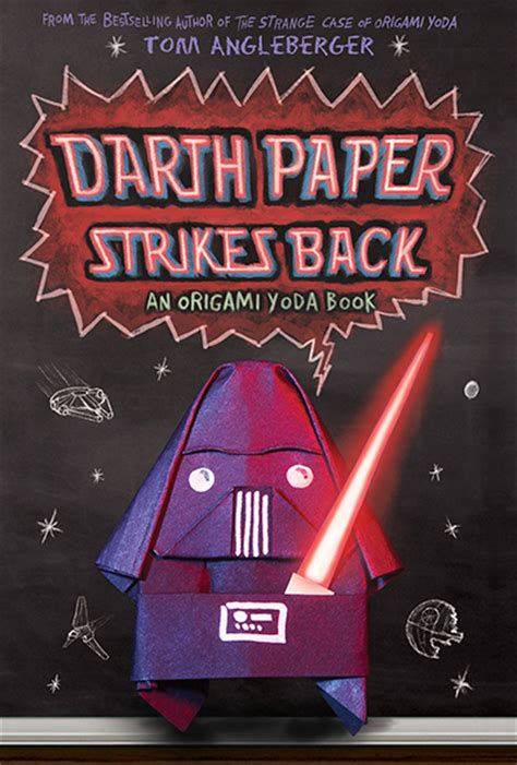 origami darth paper darth paper strikes back wookieepedia fandom powered