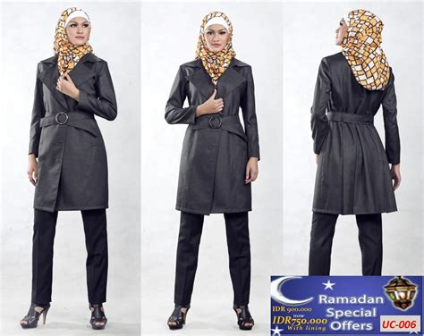 Coat Muslimah coat muslimah by house of sazura coat