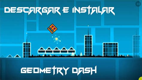 geometry dash full version bluestacks descargar geometry dash full l sin bluestacks youtube