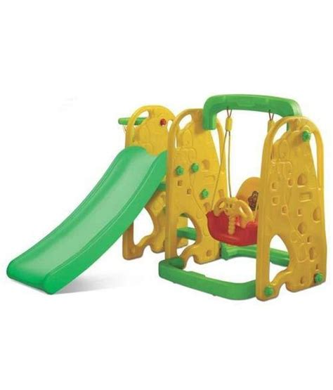 fisher price swing and slide playgro jumbo elephant slide and swing combo best price in