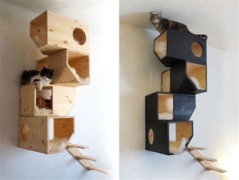 modern cat tree type choose ideal and modern cat tree 17 best images about wooden kung cat condos on