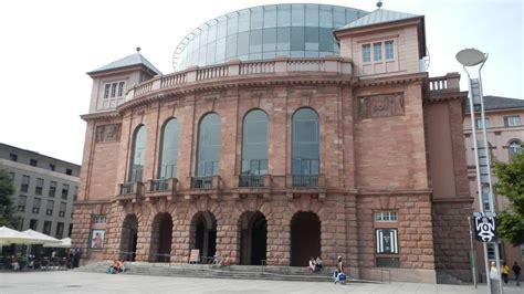staatstheater mainz großes haus mainz ausflugsziel staatstheater mainz in mainz doatrip de
