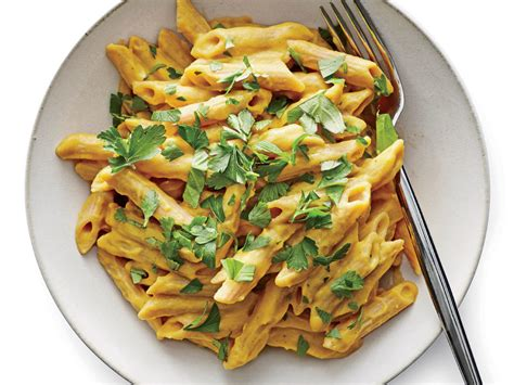pasta with chickpea sauce recipe cooking light