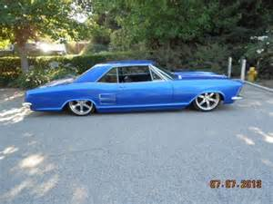 Custom 1964 Buick Riviera Sell New 1964 Buick Riviera Hardtop Custom Cruiser Rod