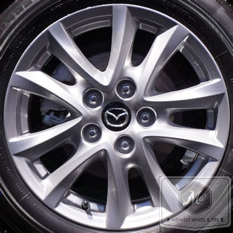 2014 mazda 3 bolt pattern mazda 64961s oem wheel 9965d06560 oem original alloy wheel