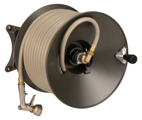 Eley Rapid Reel Wall Mount Garden Hose Reel Model 1041 Wall Mounted Garden Hose Reels