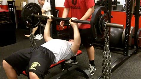 chains bench press how to build muscle like the rock does hyperactivz