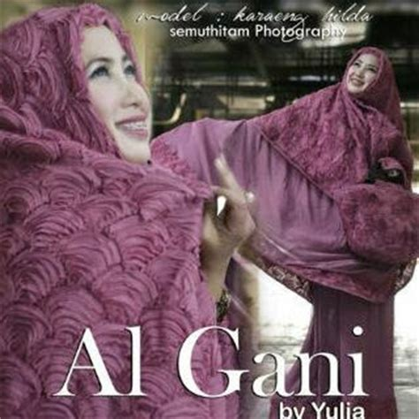 Anjani Jumbo Tunik mukena style baju muslim cantik harga murah mukena al gani