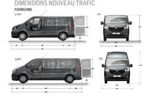 Dimensions Of Renault Trafic Renault Trafic 2014 Dimensions