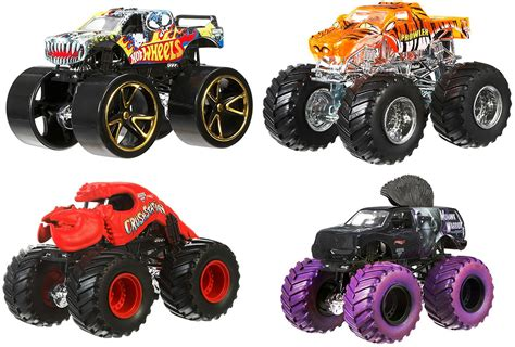 hotwheels monster jam wheels monster jam tour favorites team wheels
