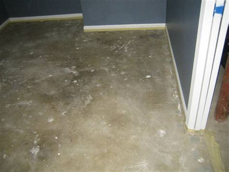 Basement floor epoxy with a twist   Tokens Only