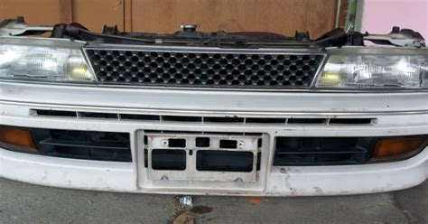 Toyota Calya Grill Bumper Depan Front Grille Bumper Middle Cover Jdm Oneniaga79 Auto Parts Toyota Corolla Ae91 Ae92 Parts
