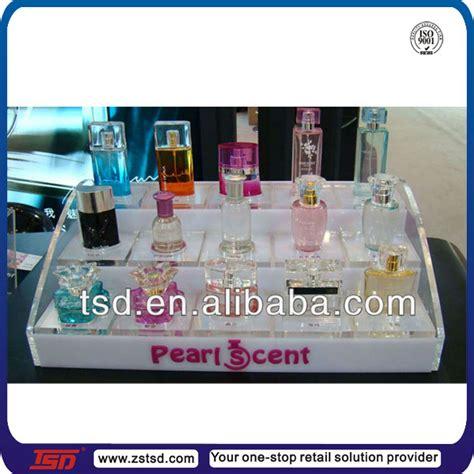 Perfume Rack Stand by Tsd A914 Acrylic Perfume Bottle Display Stand Perfume