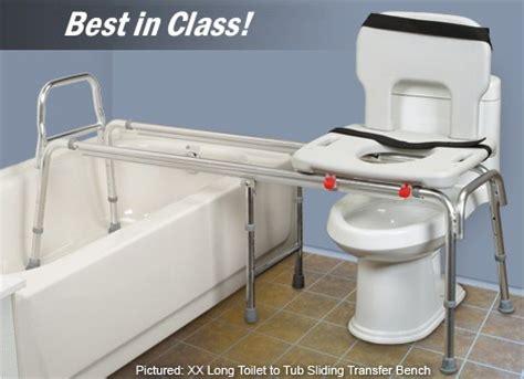 toilet transfer bench toilet to tub sliding transfer bench extra long glider bench