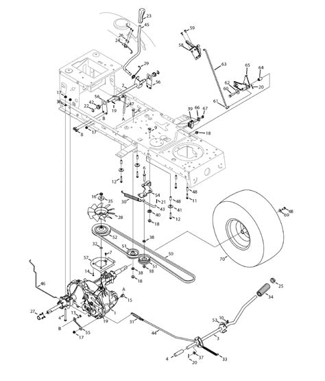 huskee lawn tractor parts diagram huskee lt 4600 mower diagram huskee free engine