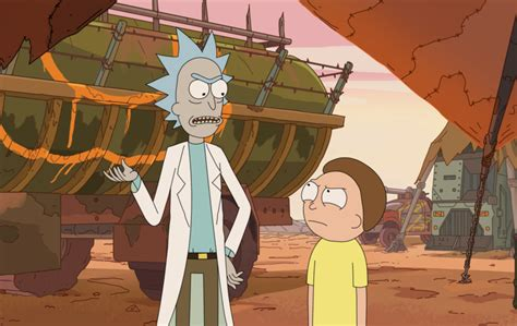 Tme Puzzle Mancing this discussion of the real meaning of rick and morty may