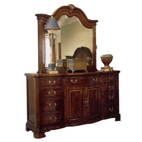 Bobs Mirrored Dresser by American Drew Bob Cherry Grove Landscape Mirror And