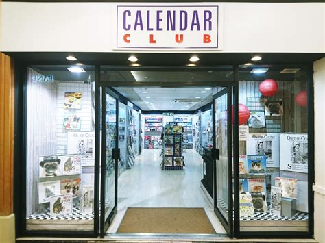 Calendar Club As Their Pioneering Property Director Stands