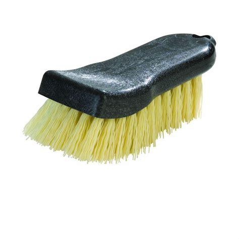 Scrub Brush carlisle 8 in swivel scrub brush handle included
