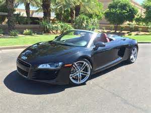 Audi R8 V10 Spyder For Sale Audi R8 V10 Spyder For Sale 143 Used Cars From 200