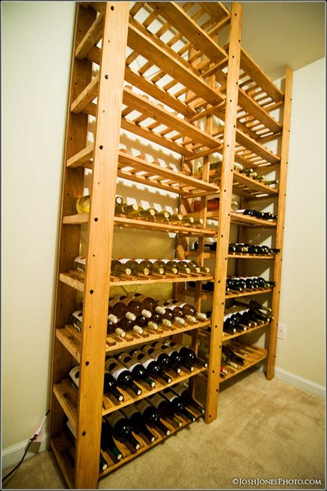 woodwork diy wine cellar rack plans pdf plans