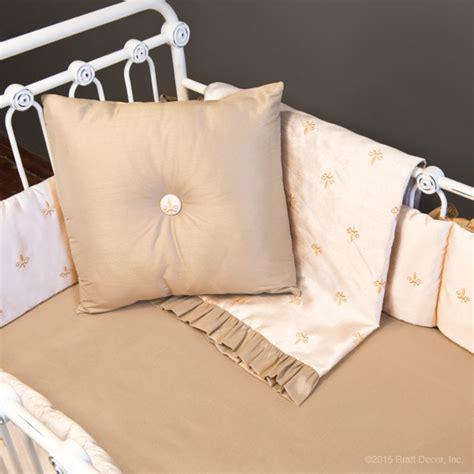 Fleur De Lis Crib Bedding by Fleur De Lis Crib Bedding