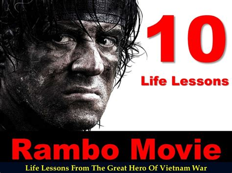 rambo film quotes famous quotes from rambo quotesgram