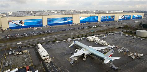 Going To Boeing Everett Everett by 50 History Making Years Of Building Boeing Jets In Everett